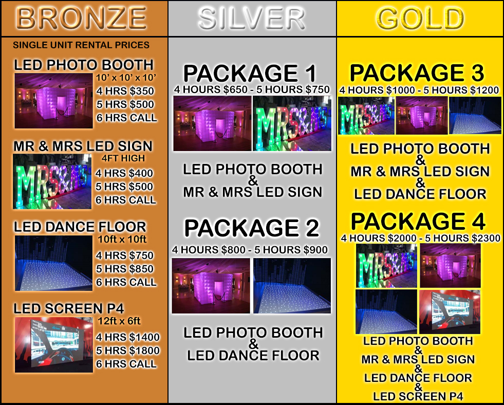 LED Wall Rentals New York - 1-800 LED SIGNS